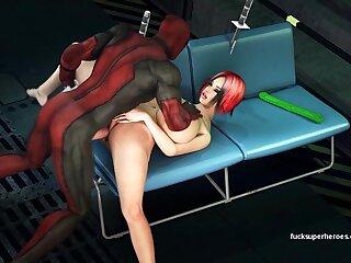 Deadpool saves a well-endowed hooker