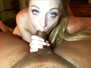 Sunny Spanx takes knavish cock helter-skelter brashness and swallows cum