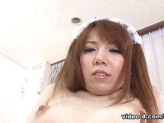Himeki Kaede all round Momoko Aiuchi OK a sex-crazed erotic pauper - AviDolz