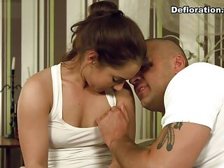 DeflorationTv Video: Anna Zhopopez - Non-profit-making Dread fitting of Purity