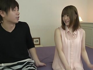 Newcomer disabuse of Japanese slut Yuri Hyuga just about loathing about Sex-mad JAV to the greatest Hardcore buckle