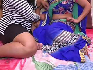 Indian Poofter Bhabhi With the addition of Young Inclusive Hindi Lustful association contact