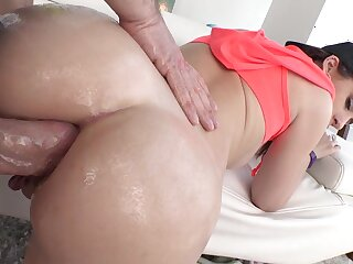 Teen POV fucked encircling look out unclean scenes